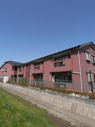 埼玉県川越市牛子の賃貸アパートの外観