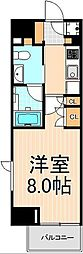 プライムメゾン浅草橋[3階]の間取り