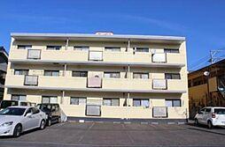 広島県福山市三吉町3丁目の賃貸マンションの外観