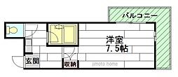 シンス91ハウス[3階]の間取り