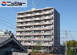 メゾンドール天神[6階]の外観
