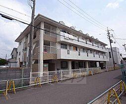 京都府城陽市枇杷庄鹿背田の賃貸マンションの外観