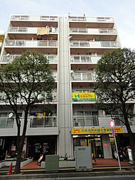 宇田川ビル[601号室]の外観