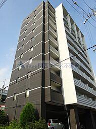 アールパンション高井田[10階]の外観