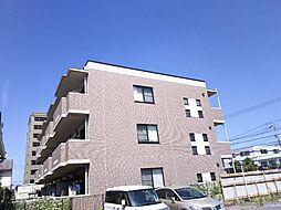 岡山県岡山市北区今8丁目の賃貸マンションの外観
