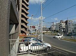 シーファウエスト[1階]の外観