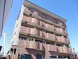 埼玉県さいたま市南区内谷5丁目の賃貸マンションの外観