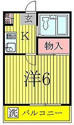 KsHOUSE[1階]の間取り