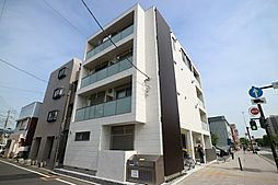 JR南武線 川崎新町駅 徒歩8分の賃貸マンション
