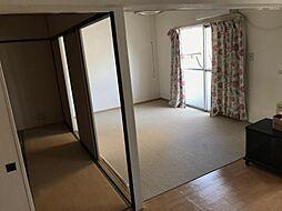 室内写真です。段差が少ないため高齢の方でも安心して生活ができます。