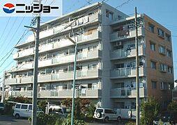 マンション城土[1階]の外観