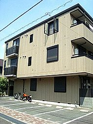 大阪府大阪市阿倍野区文の里4丁目の賃貸マンションの外観
