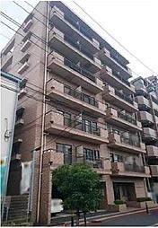 朝日綾瀬マンション[3階]の外観