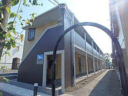 ユースフォーラム西瑞江A[1階]の外観