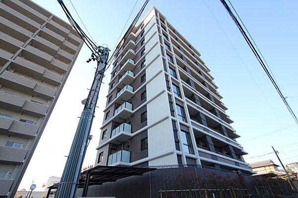 愛知県名古屋市瑞穂区八勝通2丁目の賃貸マンション