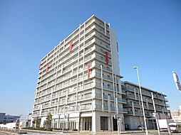 千葉県千葉市中央区中央港1丁目の賃貸マンションの外観