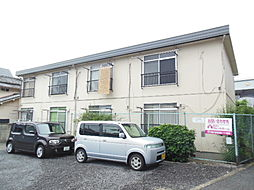 川口荘[2階]の外観