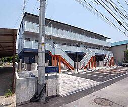 京都府八幡市八幡吉野の賃貸マンションの外観