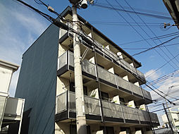 レオパレス真野[3階]の外観