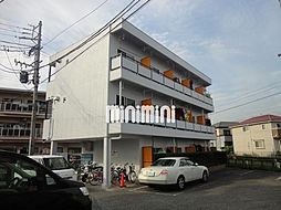 マンションヒラノ A棟[2階]の外観