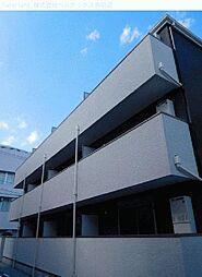 埼玉県川口市幸町の賃貸アパートの外観