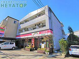 愛知県名古屋市瑞穂区田辺通5丁目の賃貸マンションの外観