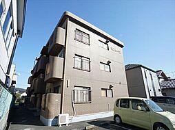 静岡県浜松市中区住吉4丁目の賃貸マンションの外観