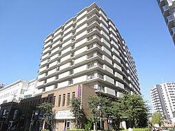 滋賀県守山市梅田町の賃貸マンションの外観