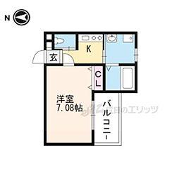 龍谷大前深草駅 5.4万円