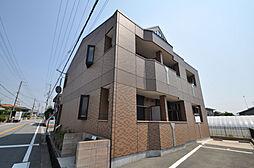 兵庫県加古郡播磨町宮北3丁目の賃貸アパートの外観