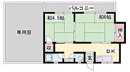 鈴蘭台駅 2.6万円
