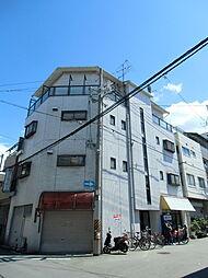 朝日橋ハイツ[2階]の外観