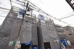 フジパレス横堤3番館[1階]の外観