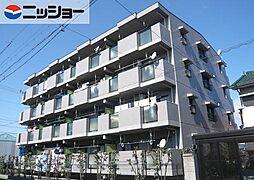 愛知県名古屋市中村区稲上町4丁目の賃貸マンションの外観