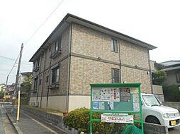大阪府堺市西区堀上緑町3丁の賃貸アパートの外観