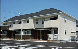 熊本電気鉄道 御代志駅 バス20分 富の原下車 徒歩16分の賃貸アパート