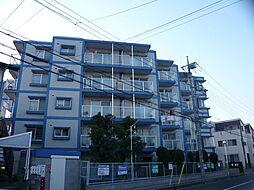 AKIMOTO MANSHON[1階]の外観