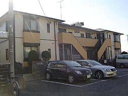 千葉県柏市酒井根5の賃貸アパートの外観