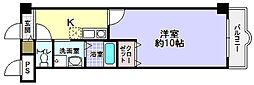 オーキッドコート[2階]の間取り