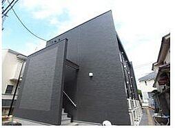 東京都品川区西大井2丁目の賃貸アパートの外観写真