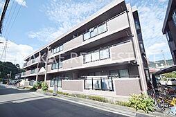 徳島県徳島市八万町上福万の賃貸マンションの外観