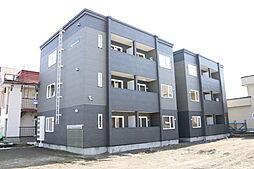 新築 Agreable[301号室]の外観