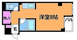 多摩川ビレッヂ[2階]の間取り