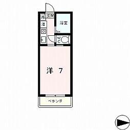 ソアール2[1階]の間取り