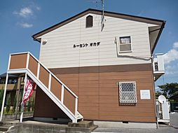 千葉県市原市君塚1丁目の賃貸アパートの外観
