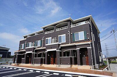 外観,2LDK,面積69.79m2,賃料6.3万円,つくばエクスプレス みどりの駅 徒歩22分,,茨城県つくば市みどりの南