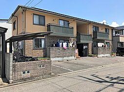 伊予鉄道高浜線 港山駅 徒歩8分の賃貸アパート