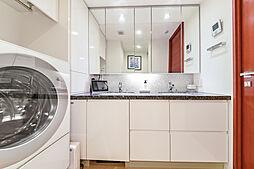 ツーボールの洗面スペース