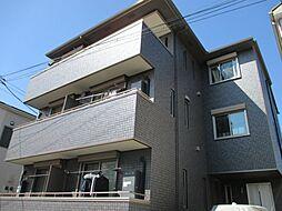 神奈川県横浜市南区中島町3丁目の賃貸アパートの外観