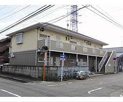 神奈川県相模原市中央区相模原8丁目の賃貸アパートの外観